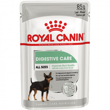Royal Canin Digestive Care wet. Влажный корм (паштет) для собак с чувствительной пищеварительной системой