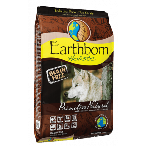 Earthborn Holistic Dog Primitive Natural