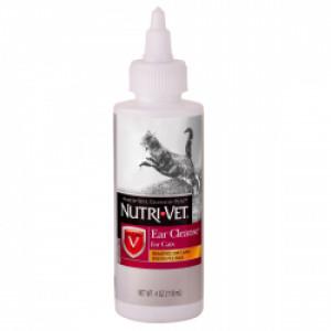 Nutri-Vet Ear Cleanse Ушные капли для котов